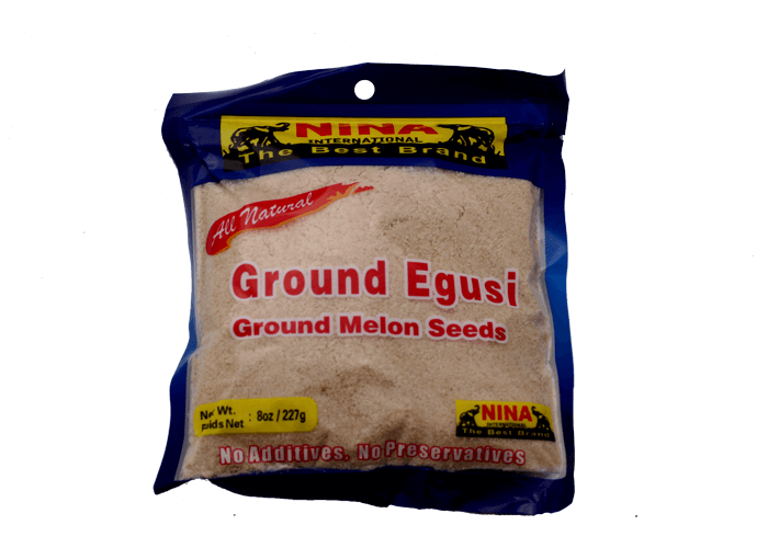 Egusi - Ground Melon Seeds