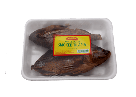 Smoked Tilapia Fish