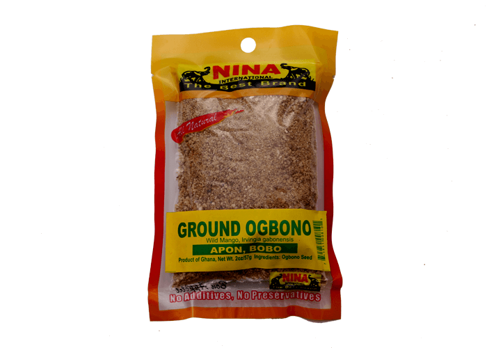 Ground Ogbono Seed