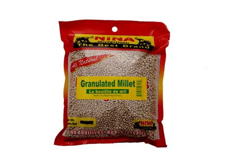 Granulated Millet