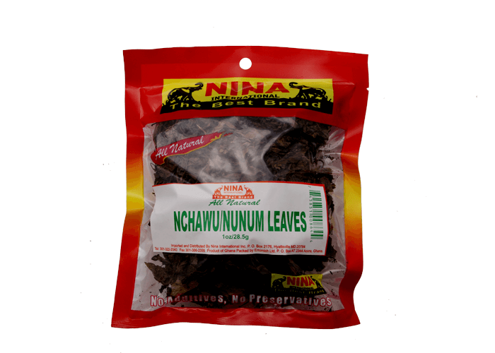 Nchawu/Nunum Leaves