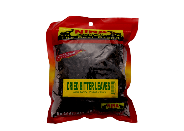 Dried Bitter Leaves