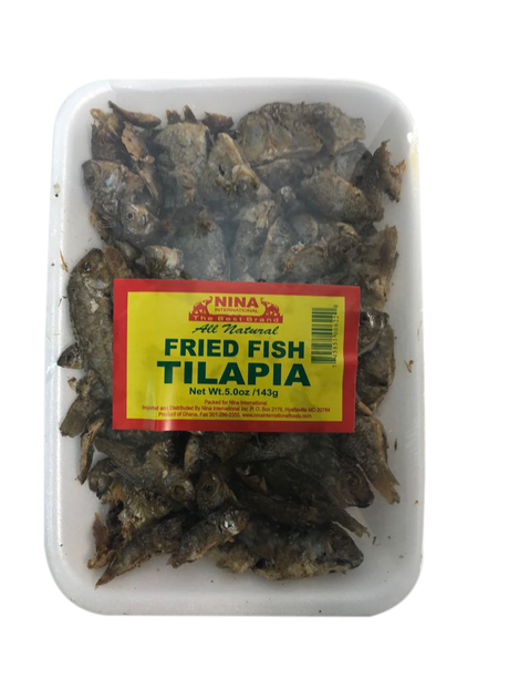 Fried Fish Tilapia