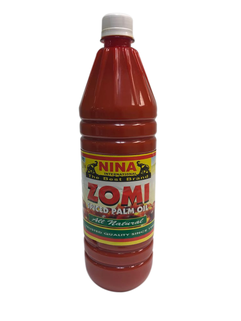 Zomi - Spiced Palm Oil