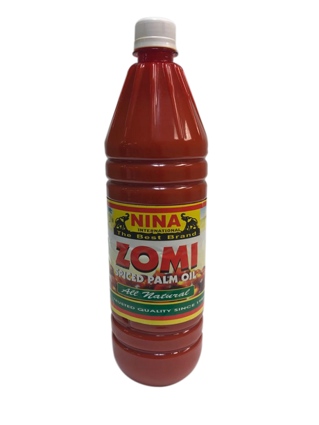 Zomi - Spiced Palm Oil, 32oz