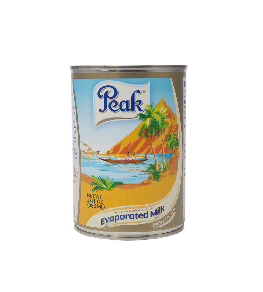 Peak Evaporated Canned Milk