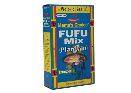 Mama's Choice Plantain Fufu
