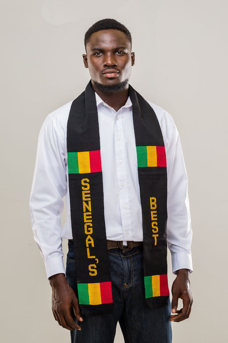 Senegal's Best Kente Stole