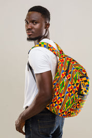 Kente design Backpack