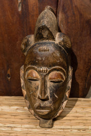 Tribal Baule mask