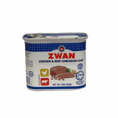 zwan - chicken and beef luncheon loaf