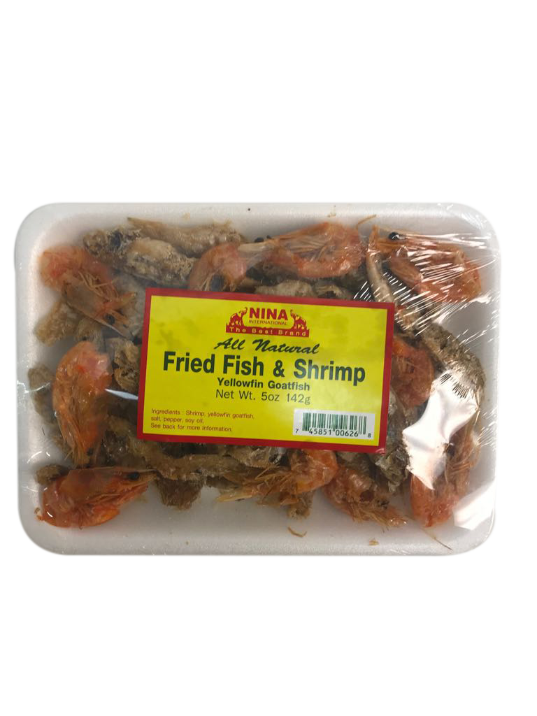 Fried Fish/Shrimp