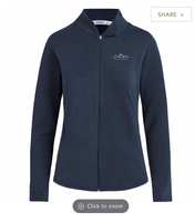 Northstar Womans Full Zip Navy Jacket - TASC