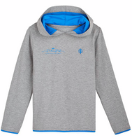 Boy's Oasis Pullover Hoodie UPF 50+ - COOLIBAR