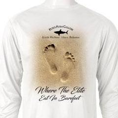 Long Sleeve Dry Fit - WHERE THE ELITE EAT IN BARE FEET
