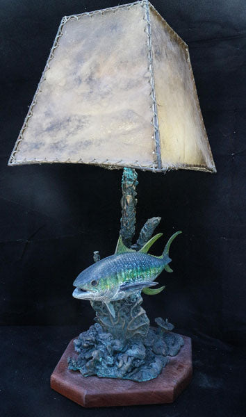 TUNA Fish Lamp - EMAIL FOR PRICING