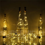 LED Wire String Light with Bottle Stopper for Glass Craft Bottle