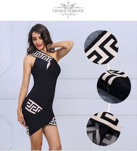 Fashion Women Bandage Dress Celebrity
