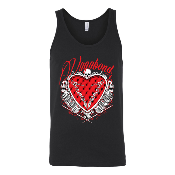 Heart Shaped Box Tank