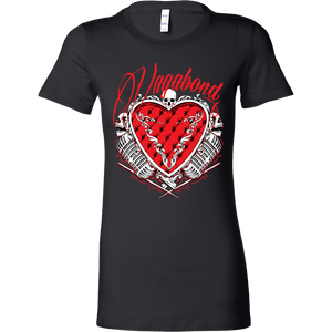 Heart Shaped Box  Concert Style T-shirt