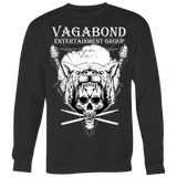 Drumming Wolf Sweatshirt