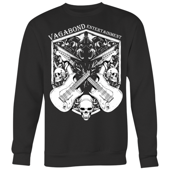 Crushed Guitars Sweatshirt