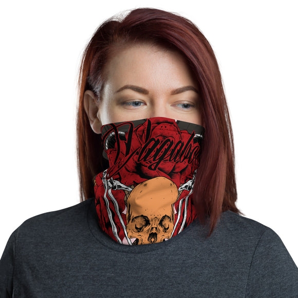 Deadly Roses Neck Gaiter/Face Mask