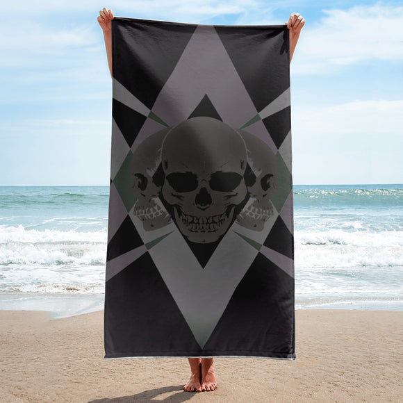 Symbol of Vagabond Towel