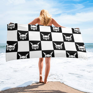 Vagabond Checker Towel
