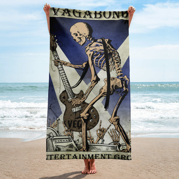 Skeletor Scene Towel