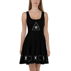 Symbol of Vagabond Little Black Dress
