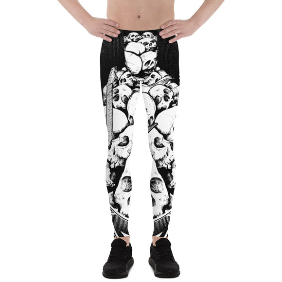 Men's Stage Wear/Pants Skulls