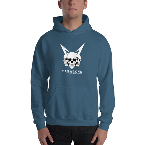 Hooded Sweatshirt VEG Front UNISEX