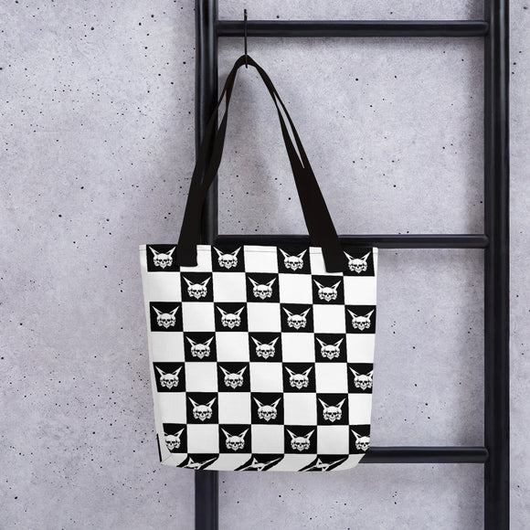 Vagabond Checkers Tote bag