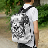 Backpack Snakes & Skulz