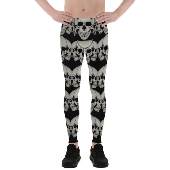 Skulls and Stripes Stage Leggings