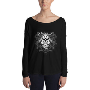 Ladies' Long Sleeve Tee Comfy Death