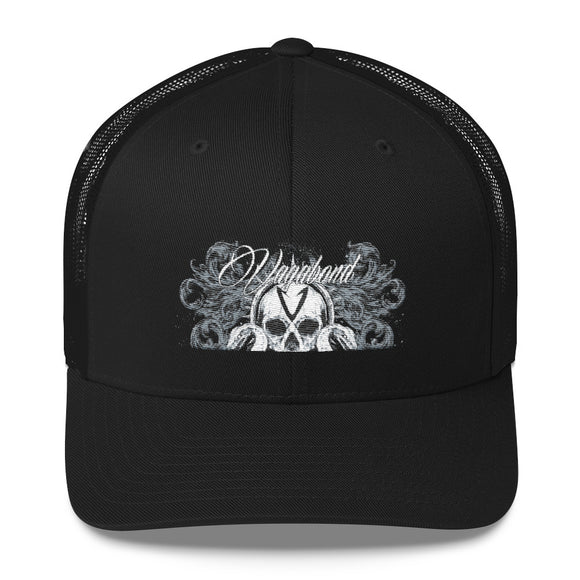 Skulls and Snakes Trucker Cap