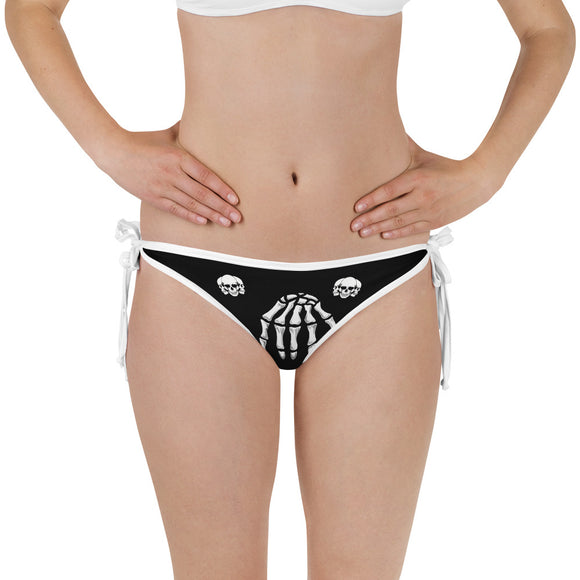 Death's Grip Bikini Bottom