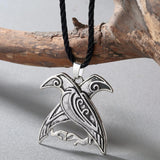 Viking Necklace - Multiple Punk Gothic Style