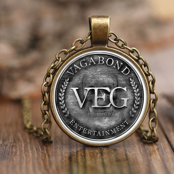 Vagabond Coin Necklace