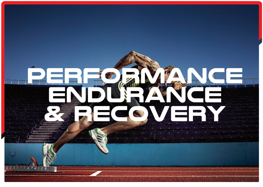 Improve Performance, Endurance & Recovery
