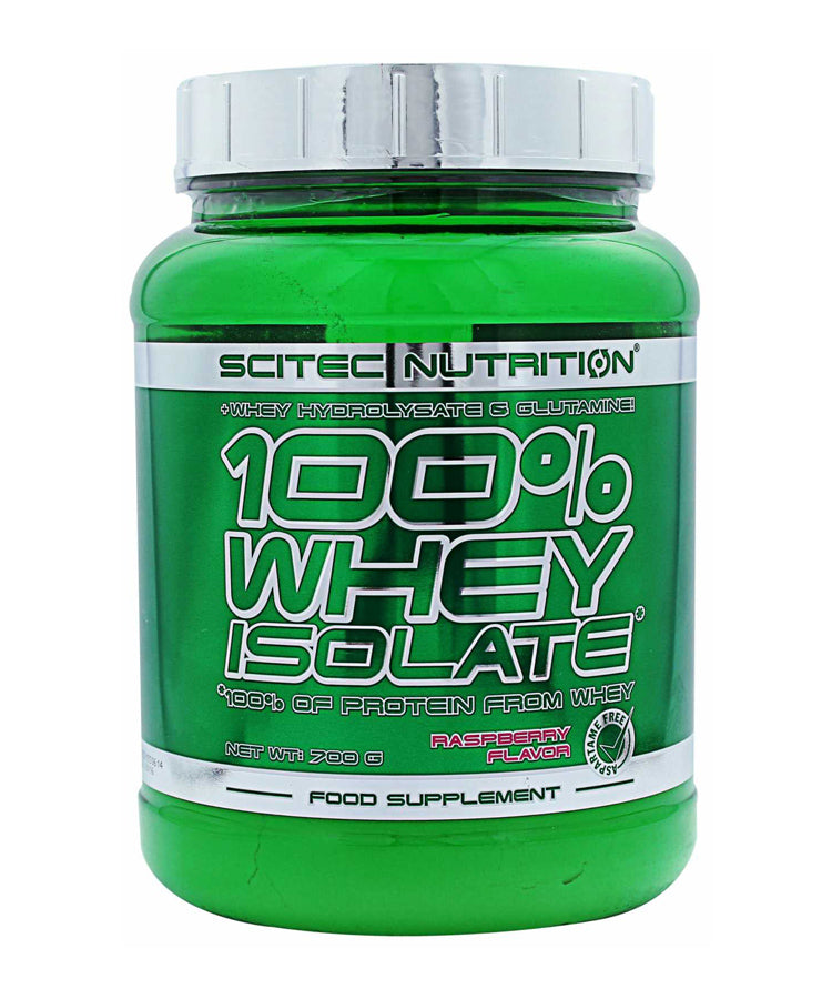Scitec Nutrition 100% Whey Isolate