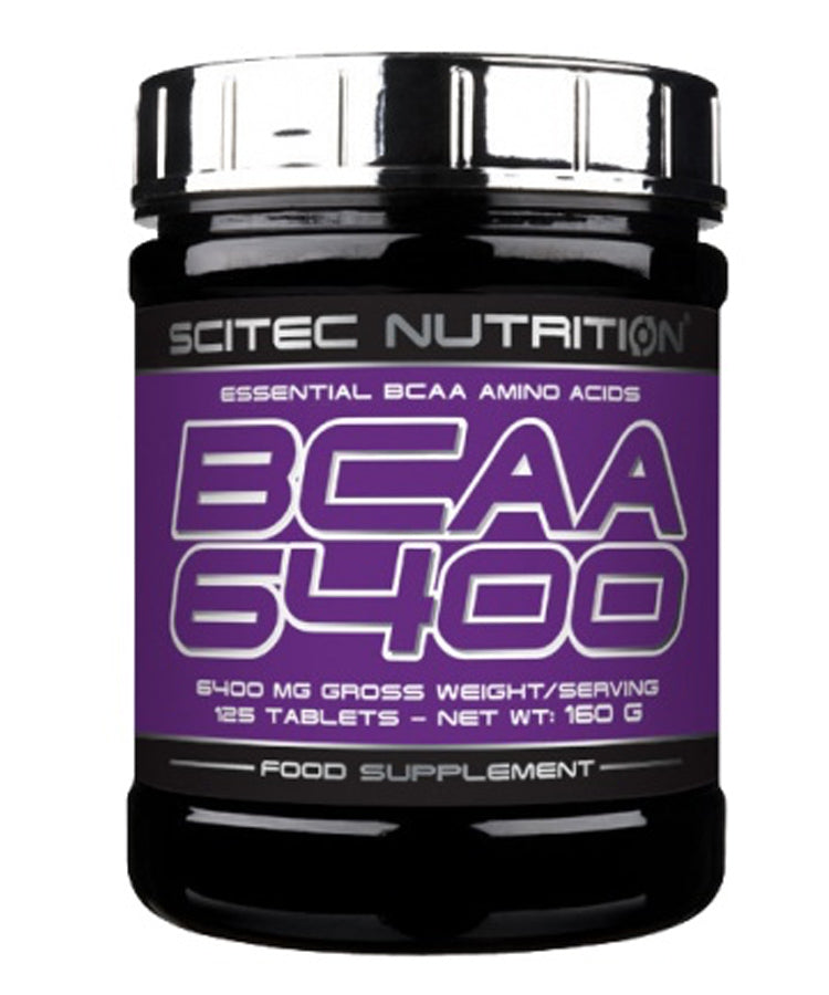 Scitec Nutrition Essential amino acids BCAA 6400