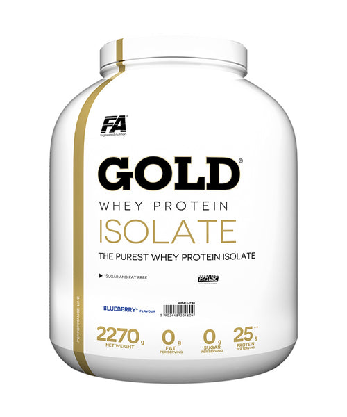 FA Gold Whey Protein Isolate