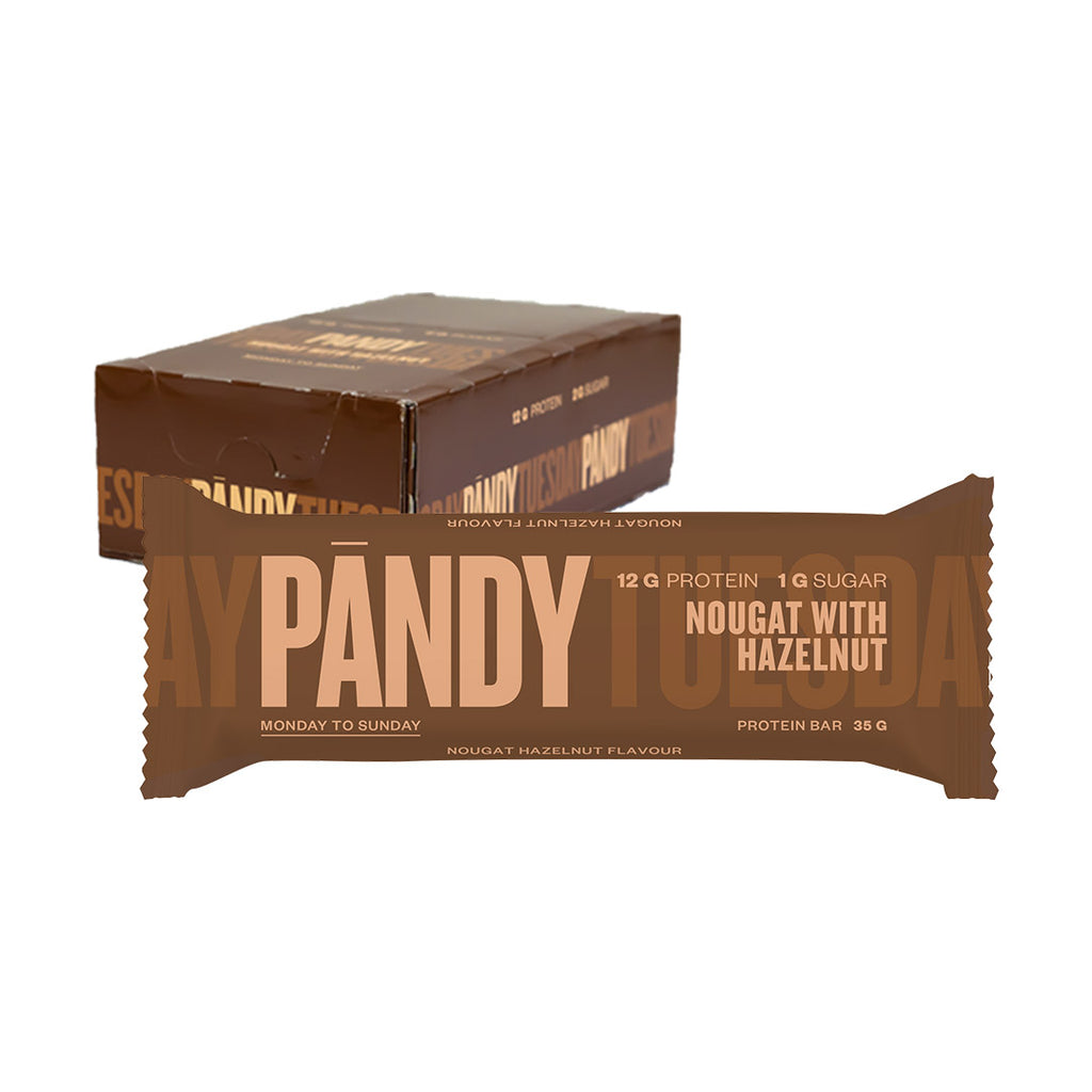 Pandy Protein Bar