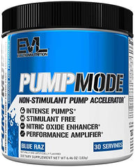 EVL Pump Mode