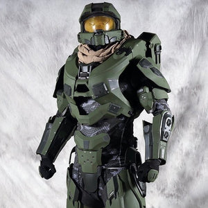 Wearable Armored Master Chief Halo Costume Suit & Wearable Armored Master Chief Halo Costume Suit u2013 The IronSuit