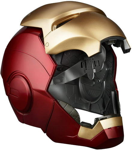 Iron Man Super Edition Helmet Replica Made Of Plastic