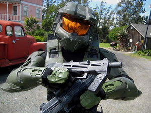 Wearable Armored Master Chief Halo Costume Suit - Master Chief - The IronSuit